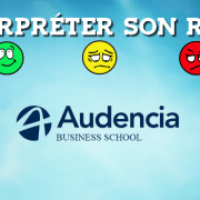 Interpréter son rang Audencia 2017