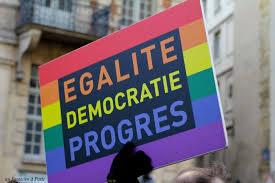 Quel pays a été divisé ce samedi par des manifestations pour et contre le mariage pour tous ?