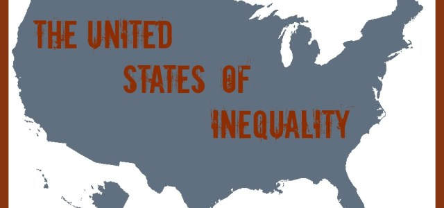 US : the country of inequalities