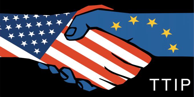Quel est le pourcentage de PME à qui bénéficierait la mise en place du TTIP ?