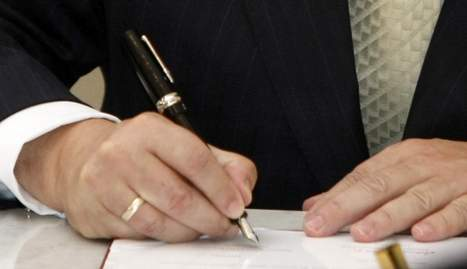 Quel accord historique a été signé le dimanche 30 octobre ?