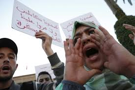 A la suite de quel événement des manifestations éclatent au Maroc ?