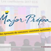 Coefficients des épreuves aux concours : comment optimiser son planning de révisions ?