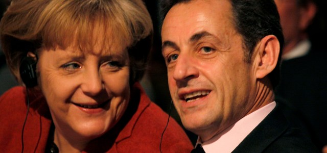 Les couples franco-allemands