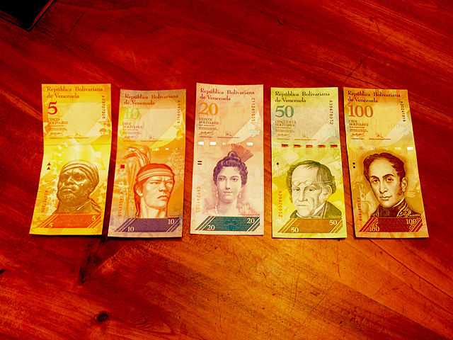 Quel billet va être retiré de la circulation au Venezuela ?