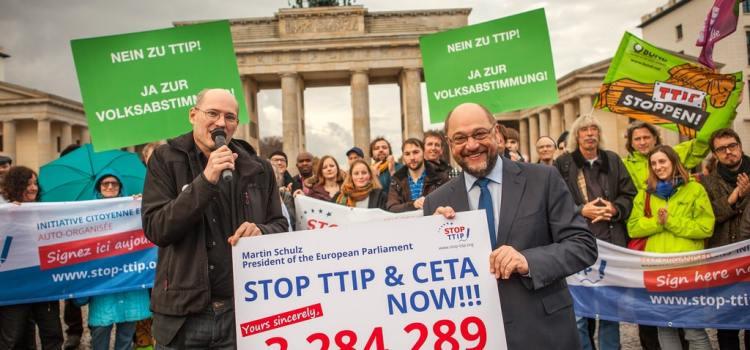 Ce qu'il faut savoir sur le TTIP