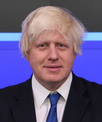 Boris Johnson a récemment comparé François Hollande à... ?