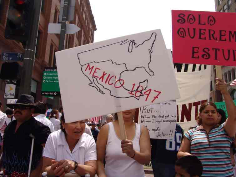 Depuis 2009, combien de Mexicains ont tenté de rejoindre illégalement les Etats-Unis ?