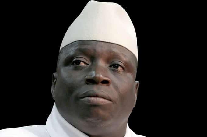 Combien de temps a gouverné Yahya Jammeh en Gambie ?