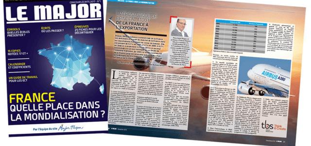 Magazine Le Major Oral – Ce que tu voudrais lire