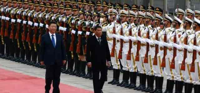 Concours Diplo D'or 2016 – 1er : Le revirement stratégique du président philippin Duterte, source de réorganisation du complexe de sécurité est-asiatique