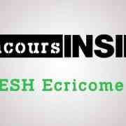 ESH Ecricome 2017 – Sujet