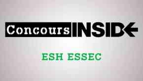 Culture générale ESSEC