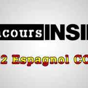 LV2 Espagnol CCIP 2019 – Sujet