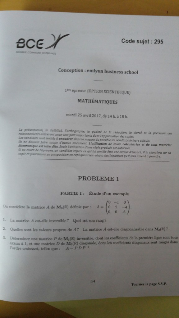 Maths emlyon 2017 - ECS - Page 01