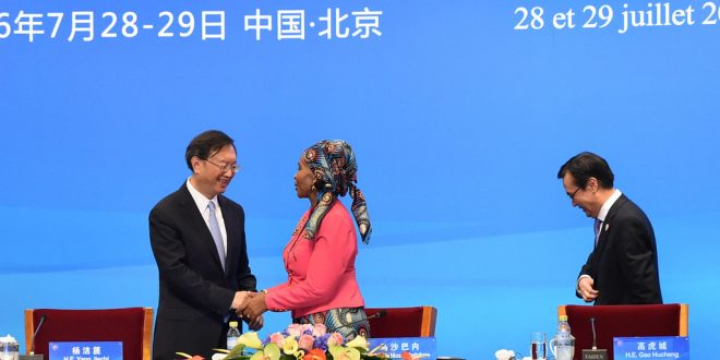 Quelles avancées pour la «Chinafrique» ?