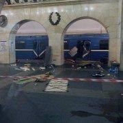 Explosion dans le métro de Saint-Pétersbourg : le bilan est lourd