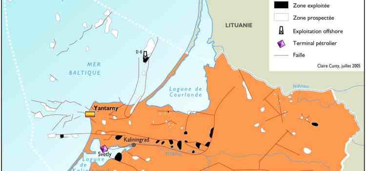 Une île russe au sein de l'Europe : l'enclave de Kaliningrad – Les Yeux du Monde
