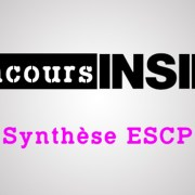 Sujet de synthèse ESCP 2017