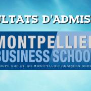 Découvre ton rang d'admission Montpellier BS