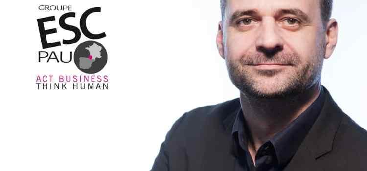 Interview de Sébastien Chantelot, Directeur Général de l'ESC Pau