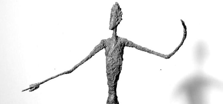 GIACOMETTI – CORPS ET INTENTION