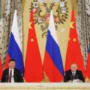 Géopolitiquement vôtre #3 – L'évolution du partenariat stratégique sino-russe