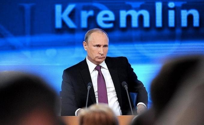 Lundi 23 décembre, Vladimir Poutine a inauguré...