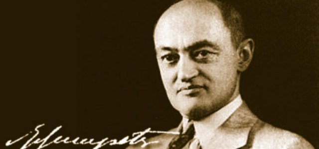 Les auteurs incontournables – Joseph Alois Schumpeter
