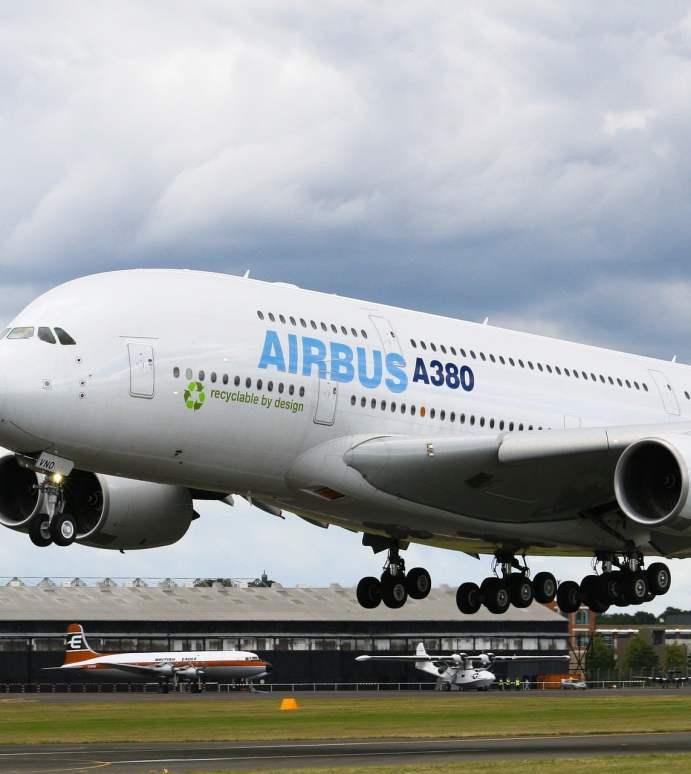 L'industrie aéronautique, microcosme de la mondialisation