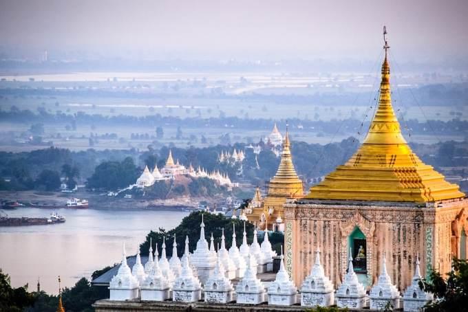 De combien de pourcents le salaire minimum a-t-il été augmenté en Birmanie ?