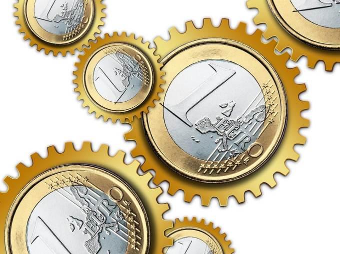 Selon les chiffres d'Eurostats, la croissance de l'U.E. est....