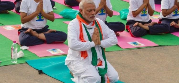 Soft Power indien : l'influence zen du yoga – Les Yeux du Monde