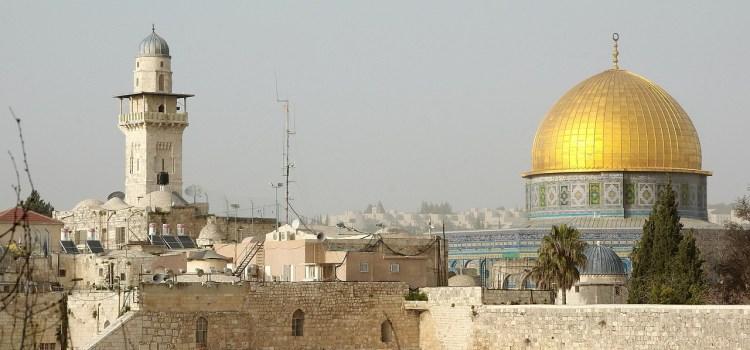 Nouvelle ambassade des Etats-Unis à Jérusalem : quels enjeux ?