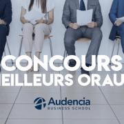 Concours des meilleurs oraux 2019 – Audencia BS