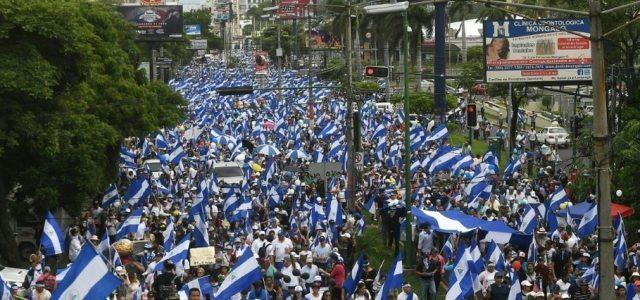 Au Nicaragua, un mois de janvier entre tensions et colères