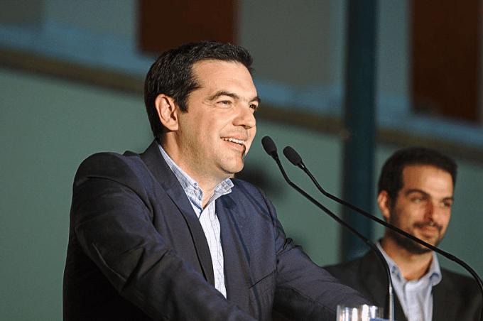 Alexis Tsipras a remporté le vote de confiance du Parlement.