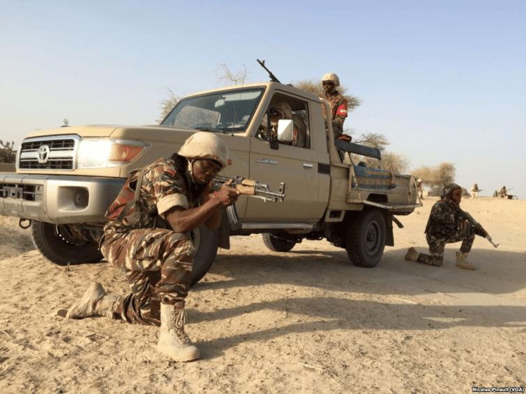 Boko Haram a attaqué la ville de Rann et fait...
