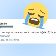 Best of Twitter : PLS à Ecricome 2019