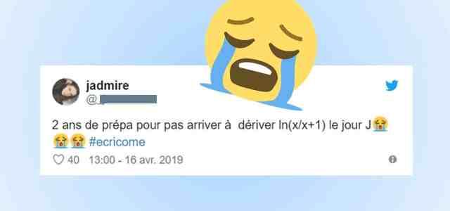 Best of Twitter : PLS à Ecricome 2019