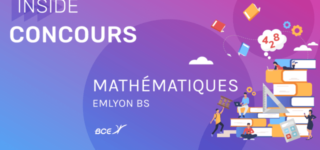 Maths emlyon 2019 ECE – Sujet
