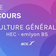 Culture générale HEC emlyon 2021 – Sujet