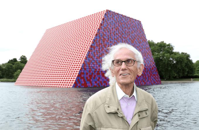 Quel monument l'artiste Christo emballera-t-il en 2020 ?