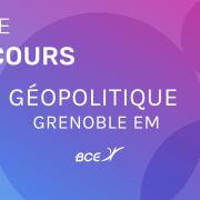 Géopolitique GEM 2020 – Sujet