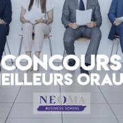 Concours des meilleurs oraux 2019 – NEOMA BS