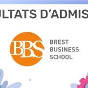 Résultats d'admission Brest BS 2020