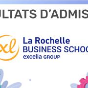 Résultats d'admission La Rochelle BS 2019