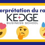 Interpréter son rang KEDGE 2020