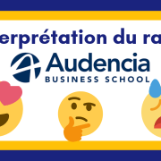 Interpréter son rang Audencia 2020