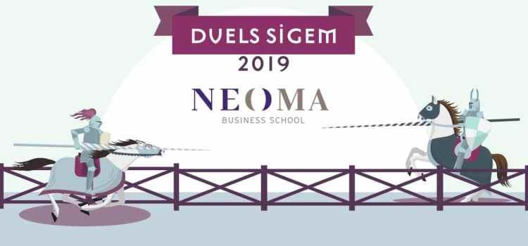 NEOMA BS, une place de perdue, c'est grave docteur ? – Duels SIGEM 2019